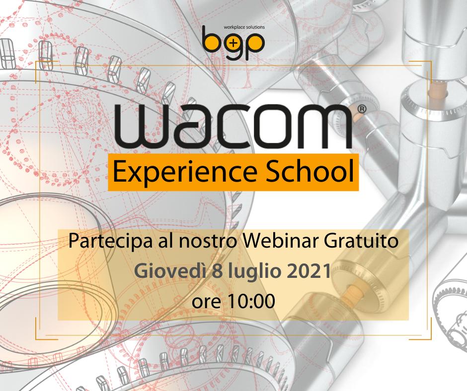Wacom Experience School